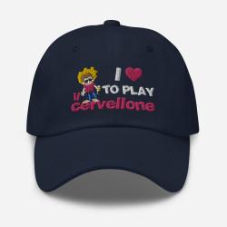 Cappellino - Cervellone