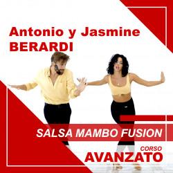 Corso avanzato Salsa Mambo...